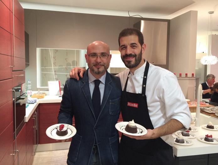 Show cooking presso ambrosini arredamenti andrea for Mb arredamenti roma