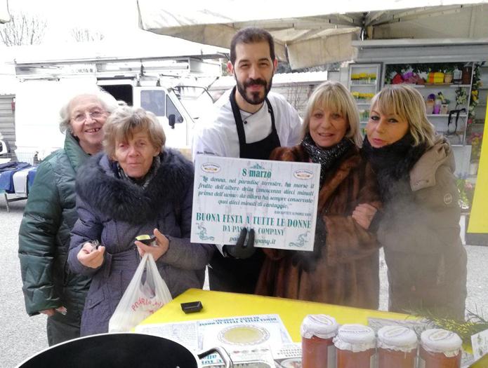 Pasta company degustazioni pasta fresca e pasta for Bonomelli arredamenti