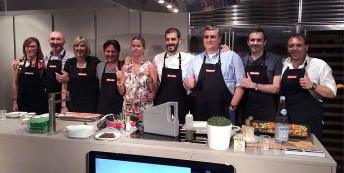 Show cooking presso turra arredamenti andrea for Turra arredamenti