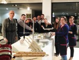 Finger food per bonomelli arredamenti di trescore for Cesana arredamenti